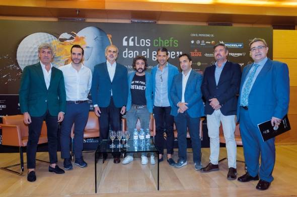 Regresa el Torneo Solidario Chefs and Golf